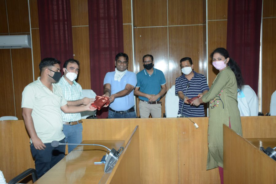 Organized Constitution day and citizen duties awareness program on 29th July 2020