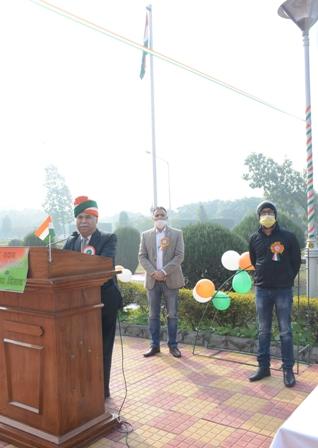 Celebration of 72nd Republic Day