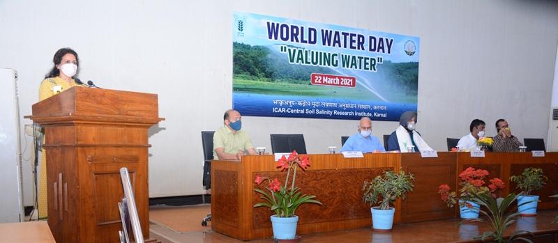 Organised World Water Day